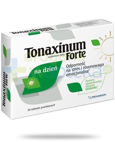 Tonaxinum Forte na dzień 30 tabletek
