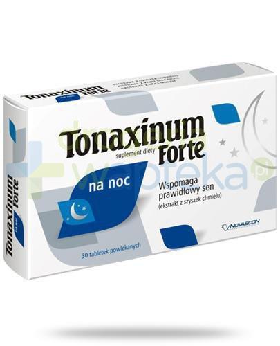 Tonaxinum Forte na noc 60 tabletek