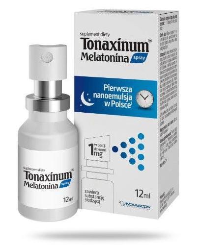Tonaxinum Melatonina spray 12 ml