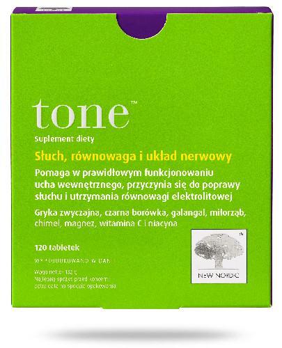Tone 120 tabletek