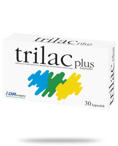Trilac plus 30 kapsułek