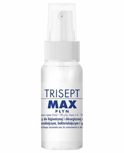 Trisept MAX płyn dezynfekujący 50 ml