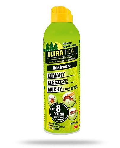 Ultrathon 25% płyn przeciw insektom aerozol 170 g
