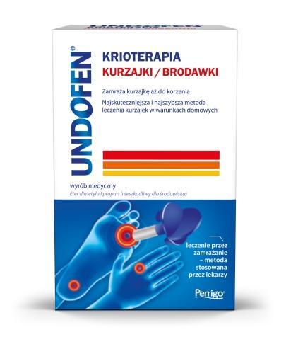 Undofen Krioterapia aerozol na skórę 50 ml