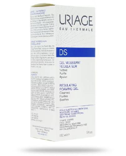 Uriage D.S. delikatny żel myjący 150 ml