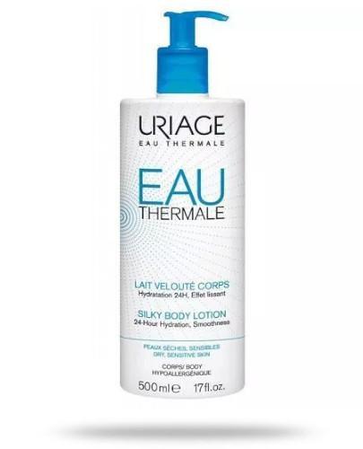 Uriage Eau Thermale jedwabisty balsam do ciała 500 ml