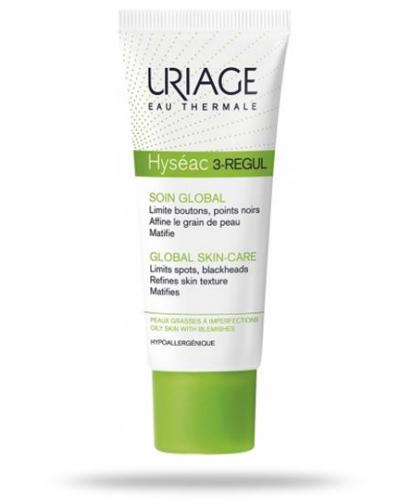 Uriage Hyseac 3-Regul krem na trądzik polimorficzny 40 ml