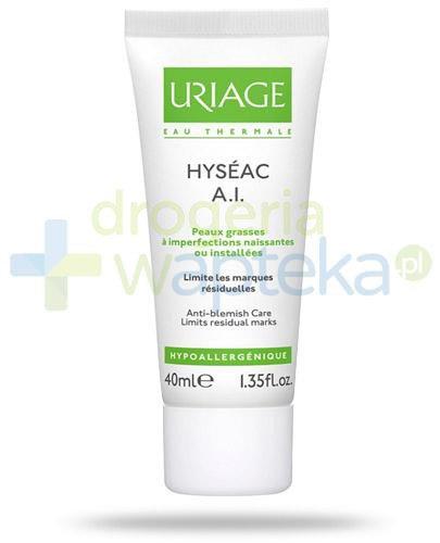Uriage Hyseac A.I. krem zwalczający zapalne zmiany trądzikowe 40 ml