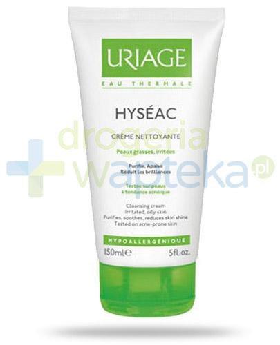 Uriage Hyseac krem oczyszczający do skóry tłustej i podrażnionej 150 ml