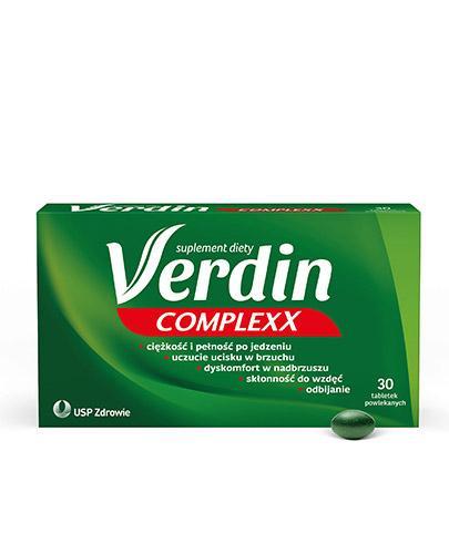 Verdin Complexx 30 tabletek