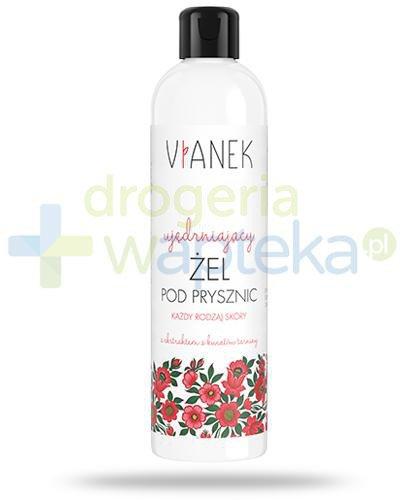 Vianek ujędrniający żel pod prysznic z ekstraktem z kwiatów tarniny 300 ml