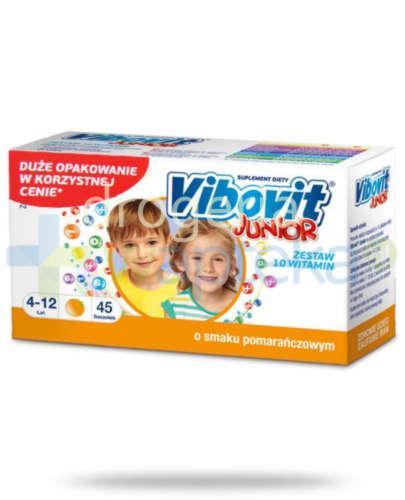 Vibovit Junior 45 saszetek