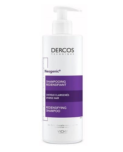 Vichy Dercos Neogenic szampon przywracający gęstość ze Stemoxydine do włosów przerze...