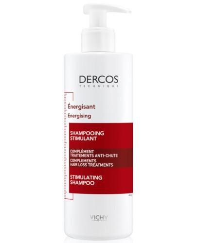 Vichy Dercos szampon wzmacniający włosy z aminexilem 400 ml