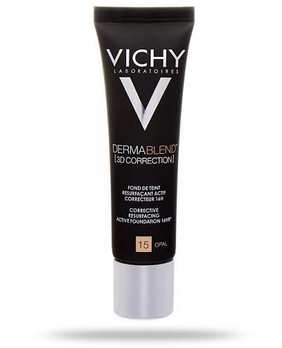 Vichy Dermablend 3D podkład wyrównujący powierzchnię skóry nr 15 OPAL 30 ml