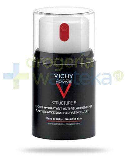 Vichy Homme Structure S krem ujędrniający nawilżający 50 ml