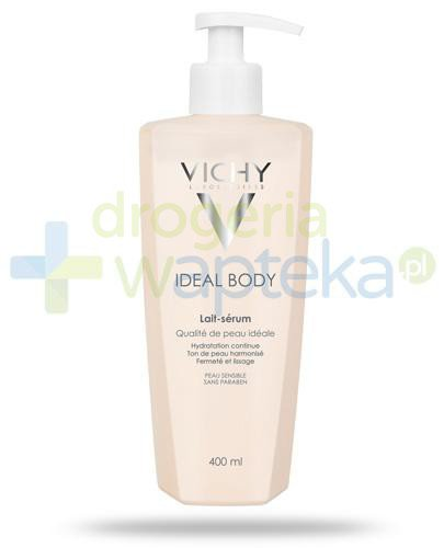 Vichy Ideal Body mleczko serum do ciała 400 ml