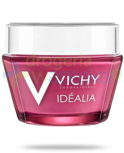 Vichy Idealia energetyzujący krem wygładzający do skóry suchej na dzień 50 ml