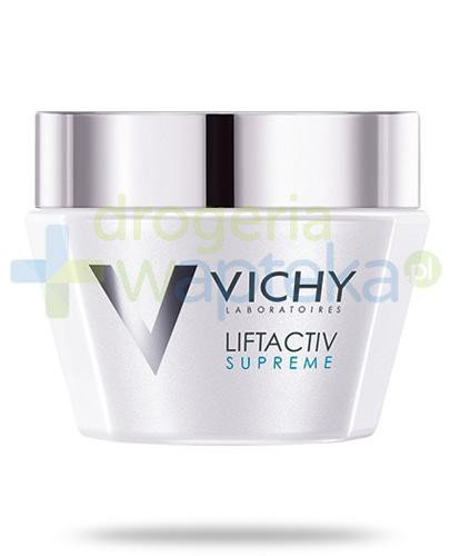 Vichy Liftactiv Supreme Pielęgnacja korygująca dzienne starzenie skóry do skóry normalnej i mieszanej 50 ml