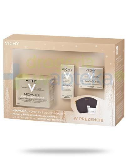 Vichy Neovadiol Kompleks uzupełniający aktywny krem odbudowujący na dzień do skóry do...