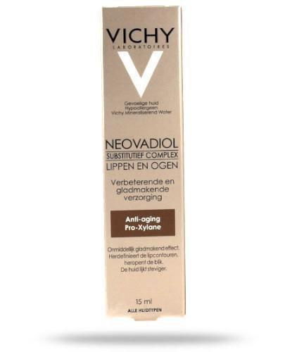 Vichy Neovadiol kompleks uzupełniający oczy i usta 15 ml + mini krem Neovadiol 15 ml [GR...