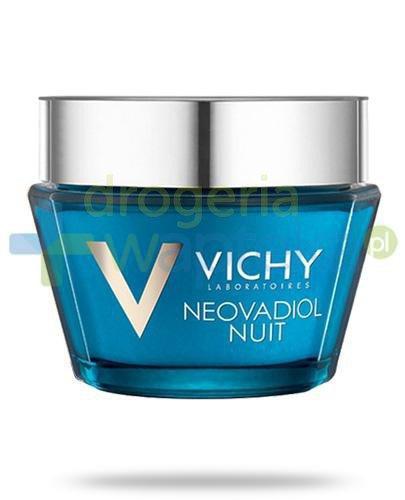 Vichy Neovadiol Nuit kompleks uzupełniający na noc dla kobiet w trakcie menopauzy 50 m...