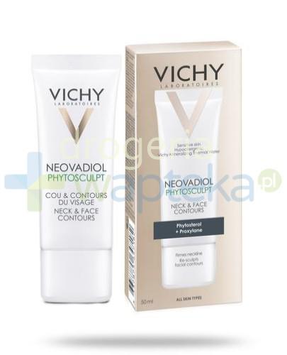 Vichy Neovadiol Phytosculpt krem 50 ml + mini krem Neovadiol 15 ml [GRATIS]  whited-out