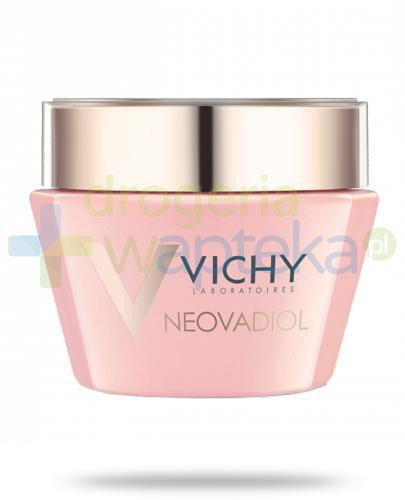 Vichy Neovadiol Rose Platinium różany krem wzmacniająco-rewitalizujący do skóry dojrz...