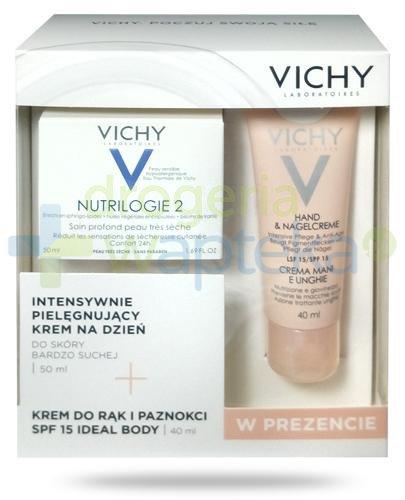 Vichy Nutrologie 2 intensywnie pielęgnujący krem na dzień do skóry bardzo suchej 50 m...  whited-out