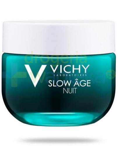 Vichy Slow Age krem-maska opóźniająca efekty starzenia na noc 50 ml