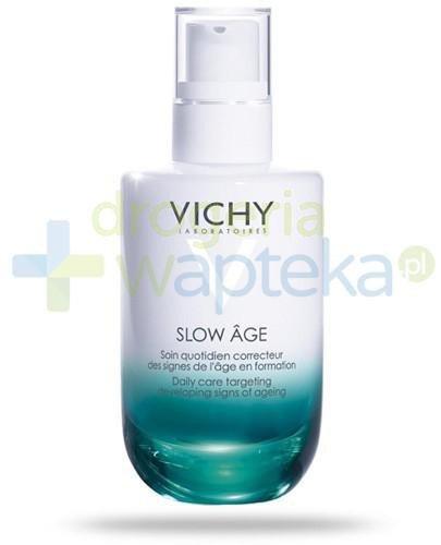 Vichy Slow Age kremowy fluid opóźniający efekty starzenia 50 ml