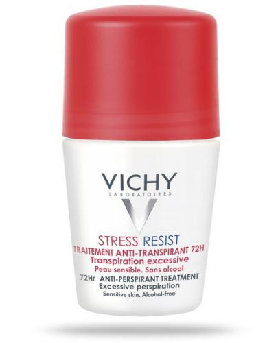 Vichy Stress Resist Anti-Transpirant 72h roll-on przeciw poceniu 50 ml [16366]
