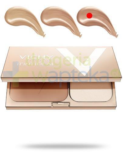 Vichy Teint Ideal TAN rozświetlający puder prasowany 9,5 g
