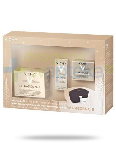 Vichy Neovadiol Kompleks uzupełniający na noc krem poprawiający gęstość skóry i pro...