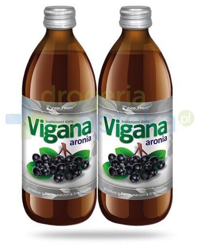 Vigana Aronia sok 2x 500 ml