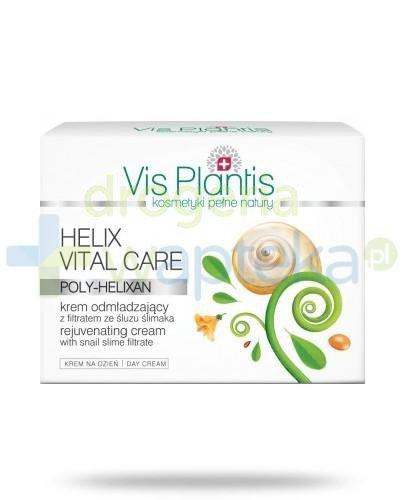 Vis Plantis Helix Vital Care Krem odmładzający na dzień z filtratem ze śluzu ślimaka 50 ml Elfa Pharm