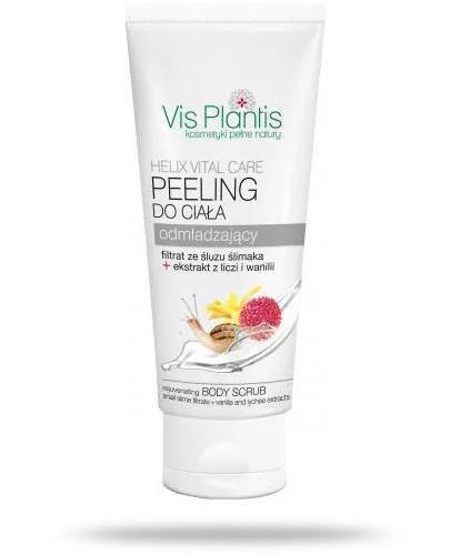 Vis Plantis Helix Vital Care kremowy peeling odmładzający do ciała 200 ml