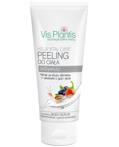 Vis Plantis Helix Vital Care kremowy peeling odżywczy do ciała 200 ml Elfa Pharm