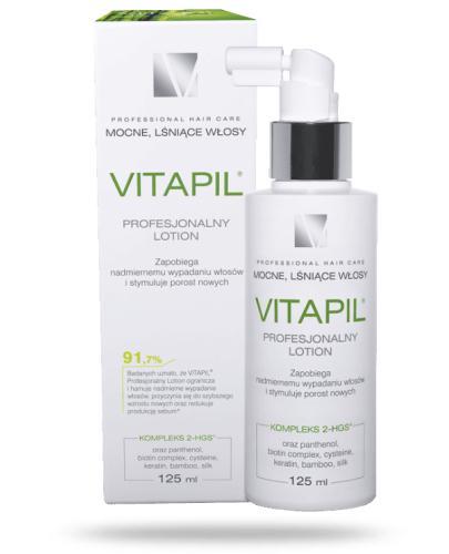 Vitapil Profesjonalny Lotion przeciw wypadaniu włosów 125 ml [Data ważności 30-09-2019]