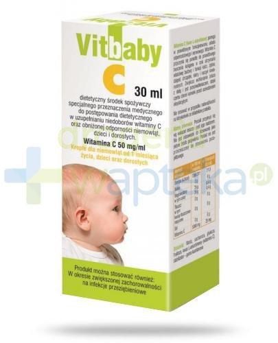 VITBABY C krople 30 ml