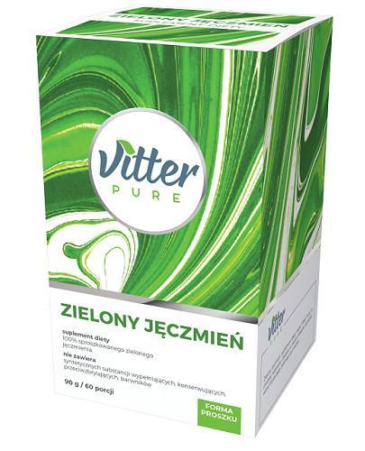 Vitter Pure Zielony jęczmień proszek 90 g
