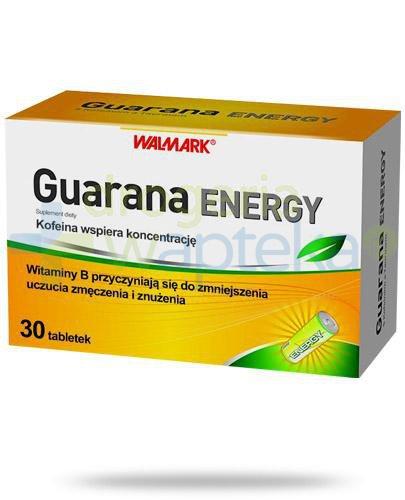 Walmark Guarana Energy 30 tabletek