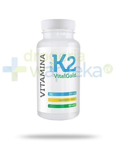Alg Pharma Witamina K2 MK-7 VitalGold 30 tabletek