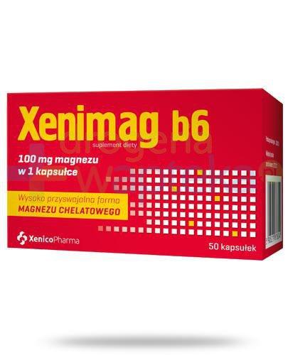 Xenimag B6 50 kapsułek Xenico