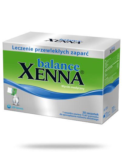 Xenna balance 20 saszetek