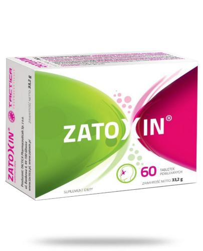 Zatoxin 60 tabletek  whited-out
