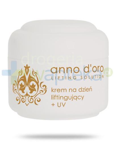 Ziaja Anno Doro Krem na dzień liftingujący + UV 50 ml