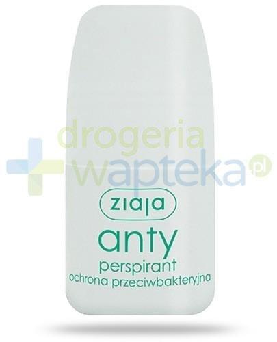 Ziaja antyperspirant ochrona przeciwbakteryjna 60 ml