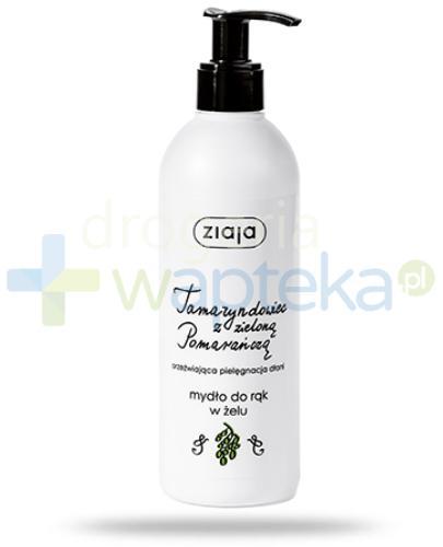 Ziaja higieniczne mydło do rąk tamaryndowiec z zieloną pomarańczą 270 ml