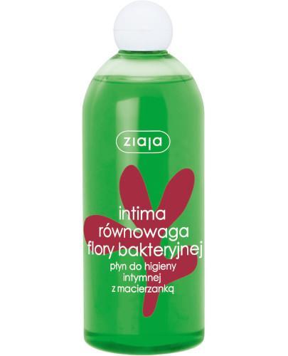 Ziaja Intima macierzanka ziołowy płyn do higieny intymnej 500 ml